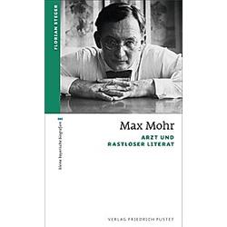 Max Mohr. Florian Steger  - Buch