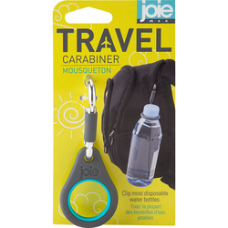 JAKO-O Flaschenhalter-Karabiner, grau - grau