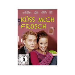 Küss mich Frosch DVD