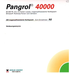 Pangrol 40000