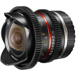 Walimex Pro Fish-Eye-Objektiv f/22 - 3.1 8mm
