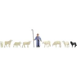 NOCH 0036748 N Figuren Schafe und Schäfer