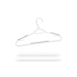 relaxdays Kleiderbügel 40 x Antirutsch Kleiderbügel