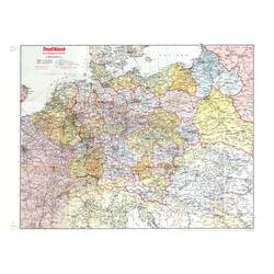 Historische Karte: Deutschland 1942