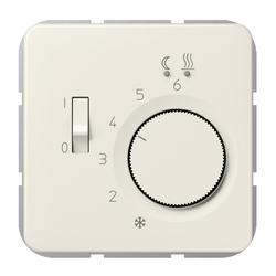 Jung FTRCD231 Fussbodenheizungsregler AC 230 V Weiß Serie CD