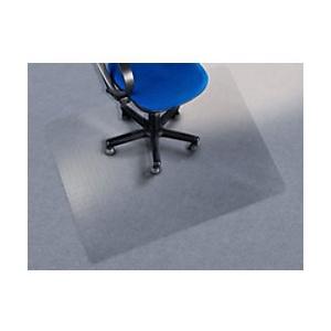 Bodenschutzmatte office marshal Teppich Transparent Polycarbonat 1200 x 1500 mm