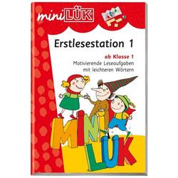 LÜK miniErstlesestation 1 152