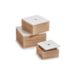 HTI-Living Aufbewahrungsbox Aufbewahrungsboxen-Set Holz 3-teilig (3 Stück), Aufbewahrungsbox Set
