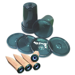 Bewässerungssystem - Hydro Cup im 4er Set