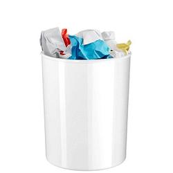 HAN ELEGANCE Papierkorb 13,0 l weiß
