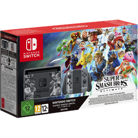 Nintendo Switch Super Smash Bros. Ultimate Edition (Bundle)