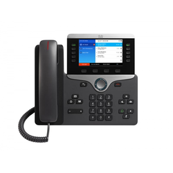 Cisco CP-8851-K9-RF Cisco IP Phone 8851, Charcoal Cisco Refresh