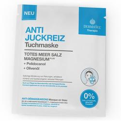 DERMASEL Therapie Tuchmaske Anti-Juckreiz 1 St