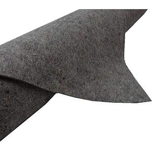 Teichvlies Teichschutzvlies Schutzvlies Poolvlies für Teich & Pool Teichfolie PVC, EPDM 300 g 500 g 1000 g !! Made in Germany !! (Verschiedene Abmessungen) (Vlies 1000 g/m², 8 m x 2 m)