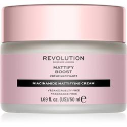 Revolution Skincare Niacinamide Mattify mattierende Tagescreme 50 ml