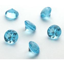 Deko Diamanten Dekosteine Tischdeko Dekoration 20mm - türkis