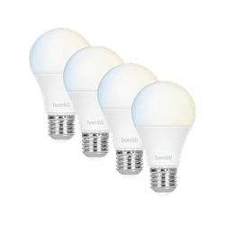 HOMBLI HBPP-0401 SMART GLÜHBIRNE 2+2 LED Glühbirne Weiß