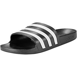 adidas Adilette Aqua Slipper Herren core black/ftwr white/core black UK 8 | EU 42 2021 Badesandalen