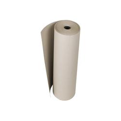 KK Verpackungen Seidenpapier, Rollen-Schrenzpapier Packpapier Füllmaterial 1x 200m 100g/m² Grau