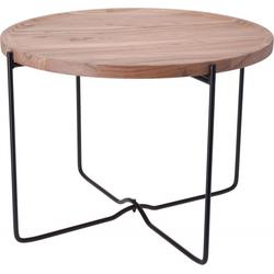 Tisch AKAZIENHOLZ(DH 57x40 cm)