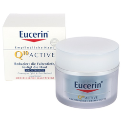 EUCERIN EGH Q10 Active Nachtcreme 50 ml