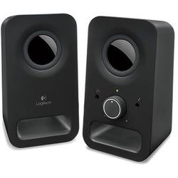 Logitech Lautsprecher Logitech Z150 schwarz (980-000814) Lautsprecher