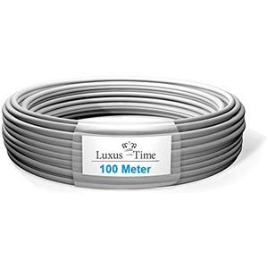 NYM-J 3x2,5 mm deutsche Qualitätsware Elektro VDE Installationsleitung 1-500m Mantelleitung Kabel 3 Adrig (100m)
