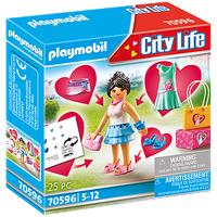 Playmobil City Life Fashion Girl 70596