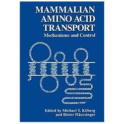 Mammalian Amino Acid Transport - Buch