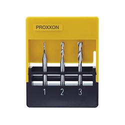 Proxxon Vollhartmetall-Schaftfräsersatz