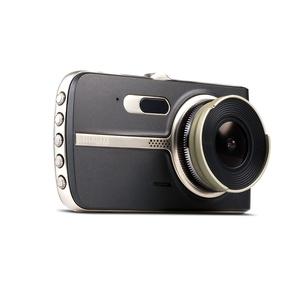 Technaxx Dashcam mit Assistenzsystemen - Autokamera mit Sicherheitsassistens, Geschwindigkeitserkennung, Fahrsicherheit, Spurhalteassistent, Abstandswarnung, Ton-Video-Beweissicherung, FullHD - TX-167