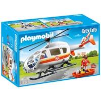Playmobil City Life Rettungshelikopter 6686