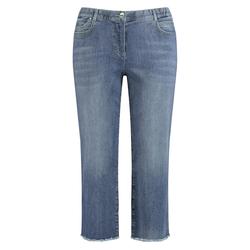 Culotte Jeans Lotta Samoon Blue Denim