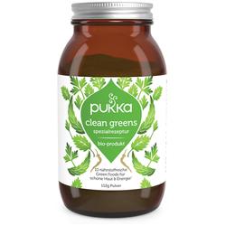 Pukka - Clean Greens Pulver Bio - 112 g