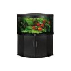Juwel Trigon 190 Aquarium mit Schrank schwarz