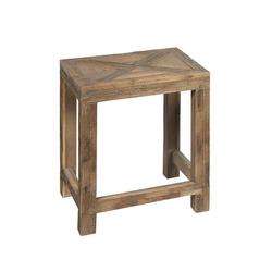 Grafelstein Kommode Beistelltisch LONG ISLAND braun aus Holz Used-Look Treibholz Tisch - GROSS