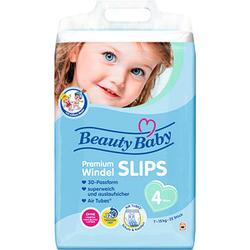 Beauty Baby Windeln Premium Größe Gr.4 (7-15 kg) für Kleinkinder