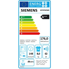 Siemens WT47W5W0 iQ 700