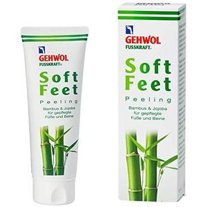 GEHWOL FUSSKRAFT Soft Feet Peeling 125 ml