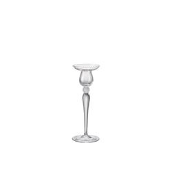 Rosenthal Tischkerzenhalter Midas Glas Leuchter 21 cm