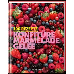 Konfitüre Marmelade und Gelee: Buch von