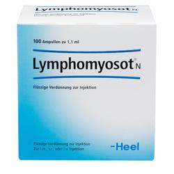 LYMPHOMYOSOT N Ampullen 100 St