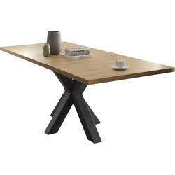 Esstisch beige Holz-Esstische Holztische Tische