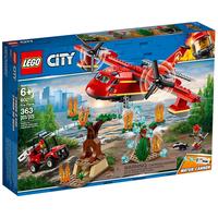Lego City Löschflugzeug der Feuerwehr 60217