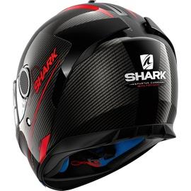 SHARK Spartan Carbon Silicium Carbon-Red/Anthracite