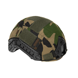 FAST Helmet Cover Woodland