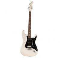 Squier Contemporary Stratocaster HSS PWH Pearl White