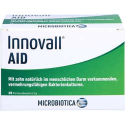 INNOVALL Microbiotic AID Pulver 140 g