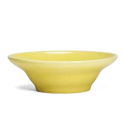 Kähler Ursula Tiefe Schüssel Ø22 cm gelb (13095)