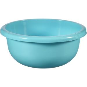 CURVER Rundschüssel, 6,3 Liter, Kunststoffschüssel für Küche und Haushalt, Farbe: molokai blue